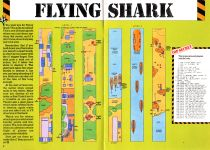 Карта для игры Flying Shark